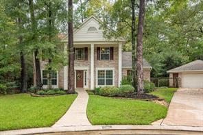 Houston Home at 2 White Fawn Drive The Woodlands , TX , 77381-4325 For Sale