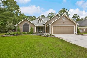 Houston Home at 33710 Conroe Huffsmith Road Magnolia , TX , 77354-5004 For Sale