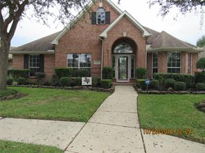 Houston Home at 4226 Bear Creek Trace Baytown , TX , 77521-3097 For Sale