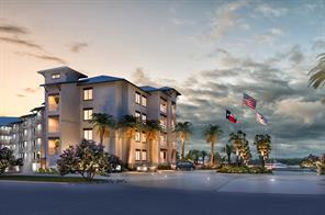 Located on the shores of Lake Conroe and part of Waterpoint Center. All 56 units have lakeside views, exclusive gated access and a private garage for residents and guests, it blends security and serenity.
