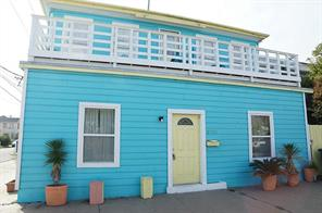 Houston Home at 2102 Avenue O 1/2 Street down Galveston , TX , 77550-7922 For Sale
