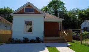 Houston Home at 2017 Marion Street Houston                           , TX                           , 77009-8435 For Sale