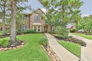 Houston Home at 1206 Pinsonfork Drive Spring , TX , 77379-3613 For Sale
