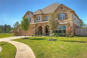 Houston Home at 8703 Stoney Brook Lane Magnolia , TX , 77354-3841 For Sale