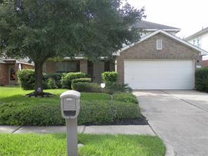 Houston Home at 3719 Brighton Springs Lane Katy , TX , 77449-5076 For Sale