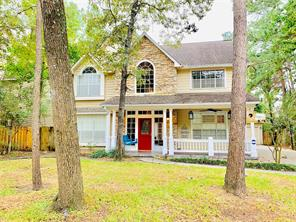 Houston Home at 35 Tender Violet Place Spring , TX , 77381-6402 For Sale