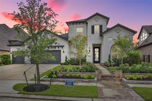 Houston Home at 17111 Rosenfield Reach Drive Cypress , TX , 77433-5083 For Sale