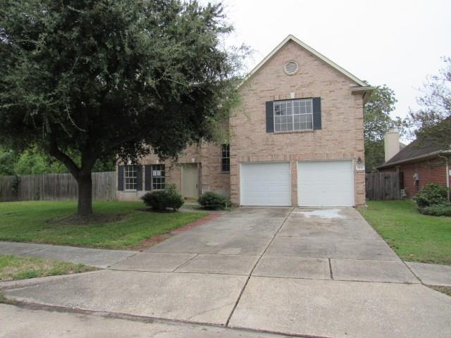 4 Bedroom, 2 Full and 1 Half Bathroom home features Living Room with Fireplace & shelves.  Kitchen with Build-ins in Breakfast Dining area.  Plus a Formal Dining Room and Game Room all are just the beginning of what this home has to offer.  Backyard offers covered patio. Call us today to schedule a showing appointment!