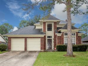 Houston Home at 1223 Boulderwoods Drive Houston , TX , 77062-2013 For Sale