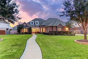 Houston Home at 11402 Stonecreek Bend Lane Cypress , TX , 77433-2848 For Sale