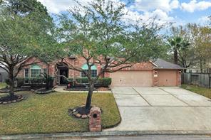 Houston Home at 18414 Keeling Trail Humble , TX , 77346-2880 For Sale