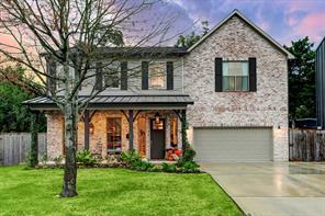 Houston Home at 6329 Schiller Street Houston , TX , 77055-5322 For Sale