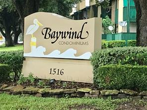 Houston Home at 1516 Bay Area Boulevard B8 Houston , TX , 77058-2110 For Sale