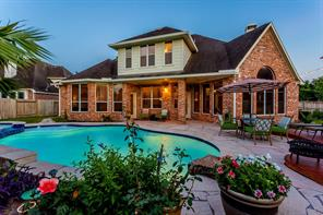 Houston Home at 21110 Falcon Creek Court Richmond , TX , 77406-7163 For Sale