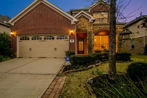 Houston Home at 54 E Heritage Mill Circle Tomball , TX , 77375-4923 For Sale