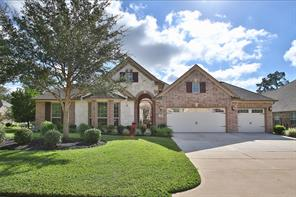 Houston Home at 54 Tioga Place Tomball , TX , 77375-4864 For Sale