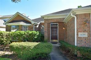 Houston Home at 1435 Lamplight Trail Drive Katy , TX , 77450-3666 For Sale