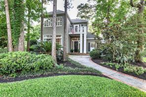 Houston Home at 3 Lake Leaf Place The Woodlands , TX , 77381-6317 For Sale