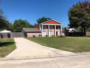 Houston Home at 4502 S Flamingo Drive Seabrook , TX , 77586-1812 For Sale