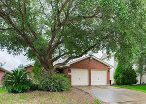 Houston Home at 9111 Dragonwood Trail Houston                           , TX                           , 77083-6575 For Sale