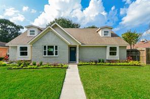 Houston Home at 10810 Endicott Lane Houston                           , TX                           , 77035-3149 For Sale