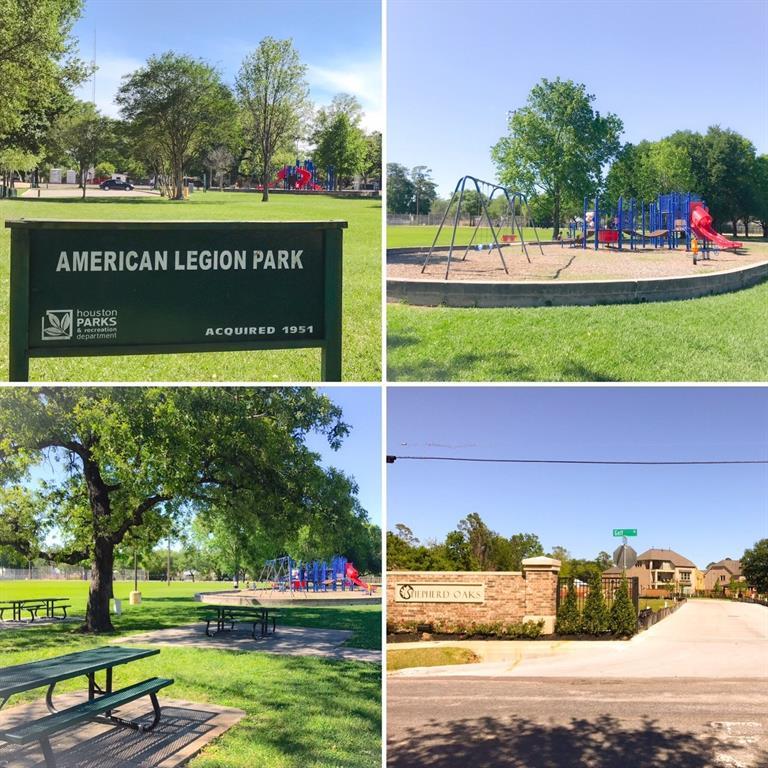 Arbor Oaks 77088: 1119 Shepherd Oaks Drive, Houston, TX 77018