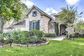 Houston Home at 3307 Crimson Maple Court Kingwood , TX , 77345-5494 For Sale
