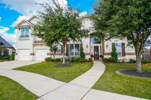 Houston Home at 5603 S Choctaw Hills Lane Fulshear , TX , 77441-2130 For Sale