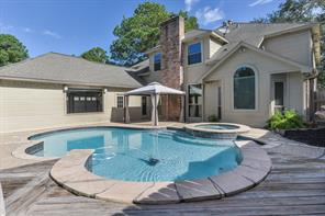 Houston Home at 7902 Northbridge Drive Spring , TX , 77379-8732 For Sale