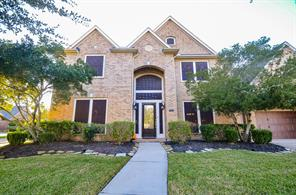 Houston Home at 7510 Shady Lake Grove Richmond , TX , 77407-3183 For Sale