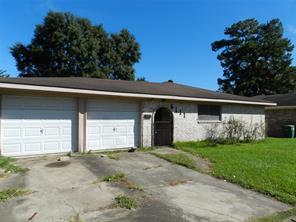 Houston Home at 5111 Noldale Drive Houston , TX , 77016-2924 For Sale