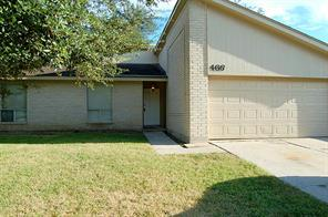 Houston Home at 466 El Toro Lane Webster , TX , 77598 For Sale