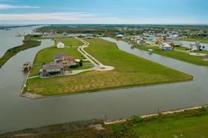Houston Home at 1800 Laguna Harbor Estate Boulevard Port Bolivar , TX , 77650 For Sale