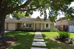 Houston Home at 8107 Greenbush Street Houston , TX , 77025-2617 For Sale