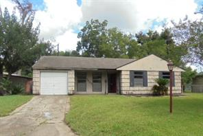 Houston Home at 5607 Simsdale Street Houston , TX , 77033-3218 For Sale
