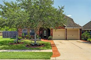 Houston Home at 1821 Majestic Oak Drive Pearland , TX , 77581-2520 For Sale