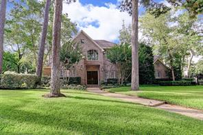 Houston Home at 1 Creekside Circle Hunters Creek Village , TX , 77024-3208 For Sale