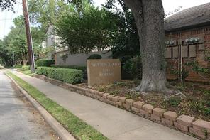 Houston Home at 1201 Bering Drive 73 Houston , TX , 77057 For Sale