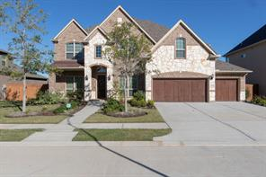 Houston Home at 17418 Galloway Forest Drive Richmond , TX , 77407-1950 For Sale