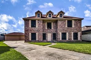 Houston Home at 9510 Old Desert Road La Porte , TX , 77571-4094 For Sale