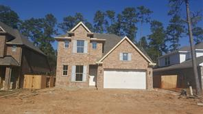 Gorgeous Hoover II design by K. Hovnanian Homes with brick elevation A in beautiful Glen Oaks.