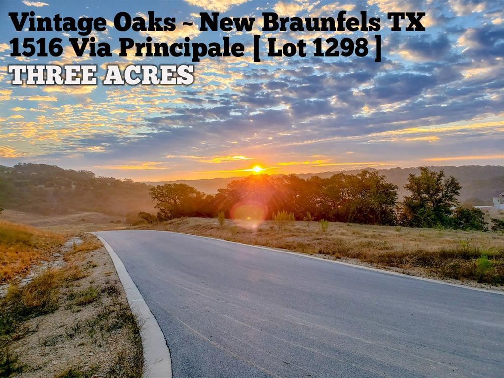 1516 Via Principale, New Braunfels, TX 78132