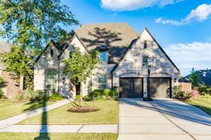 Houston Home at 16810 Bornish Hill Court Humble , TX , 77346-4145 For Sale