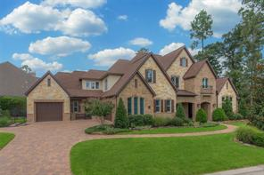 Houston Home at 79 Player Crest Circle The Woodlands , TX , 77382-1809 For Sale