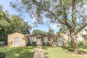 Houston Home at 3321 Tampa Street Houston , TX , 77021-1143 For Sale
