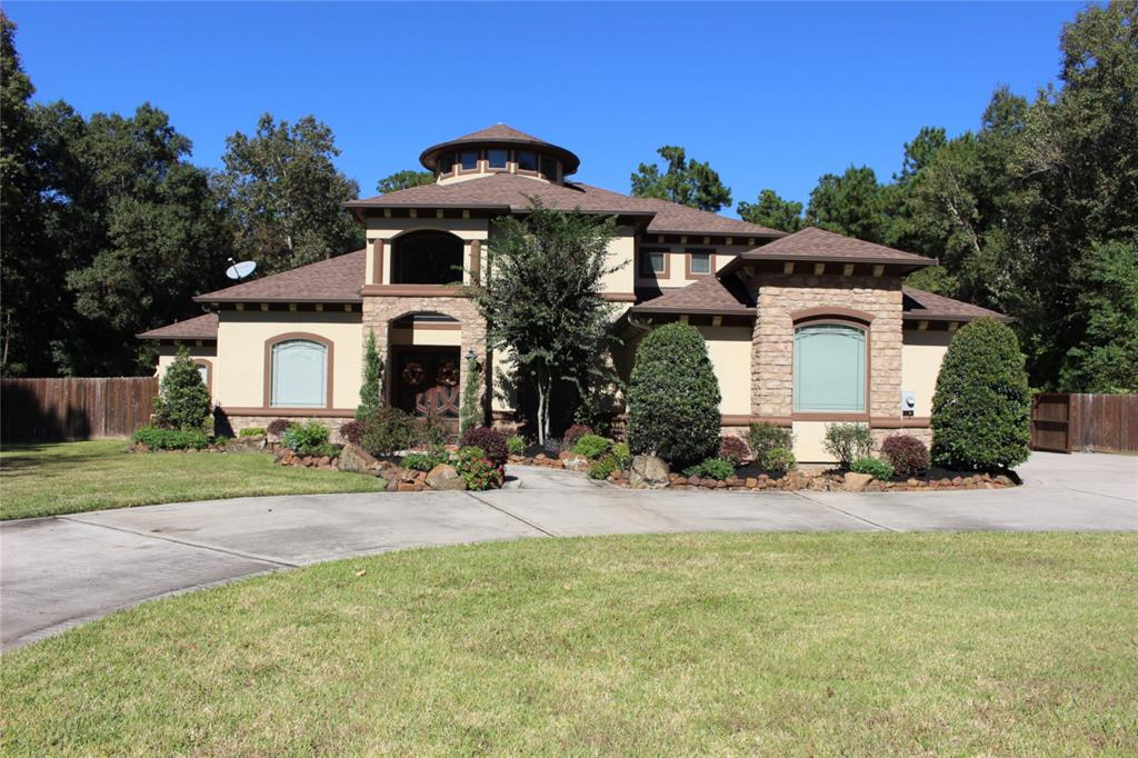 A must see!! 4 bedroom 3.5 bathroom  home with an amazing theater room with 8 foot solid wood doors throughout the house. From the unique details of granite countertops and custom cabinetry this home features exceptional quality in every room. Gorgeous gourmet kitchen with top of the line JennAir appliances. Master bedroom has a unique design and a huge walk in closet.  A few of the outdoor features include a kids playground, a patio for great outdoor relaxation with beautiful landscaping, pool and spa with a slide for the kids. Property is fully fenced and has sprinkler system throughout. House is located in a manned gated community, with a private neighborhood lake with its own picnic area and playgrounds also horses are allowed on property 1 per acre. Easy access to main freeways 59, 45, hardy toll and our new 99 pkwy with lots of new retail, shopping centers in Valley Ranch Town Center and the new upcoming Grand Texas theme park. NO MUD TAX!