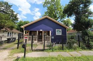 Houston Home at 210 Estelle Street Houston                           , TX                           , 77003-1435 For Sale