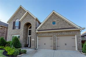 Houston Home at 16814 Bannermans Way Richmond , TX , 77407-1513 For Sale
