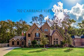702 Carriage View Lane, Huffman, TX 77336