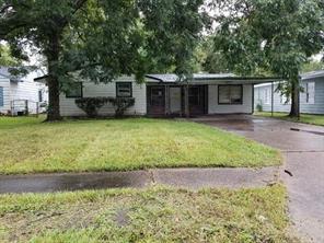 Houston Home at 3716 Washington Street Pasadena , TX , 77503-1534 For Sale